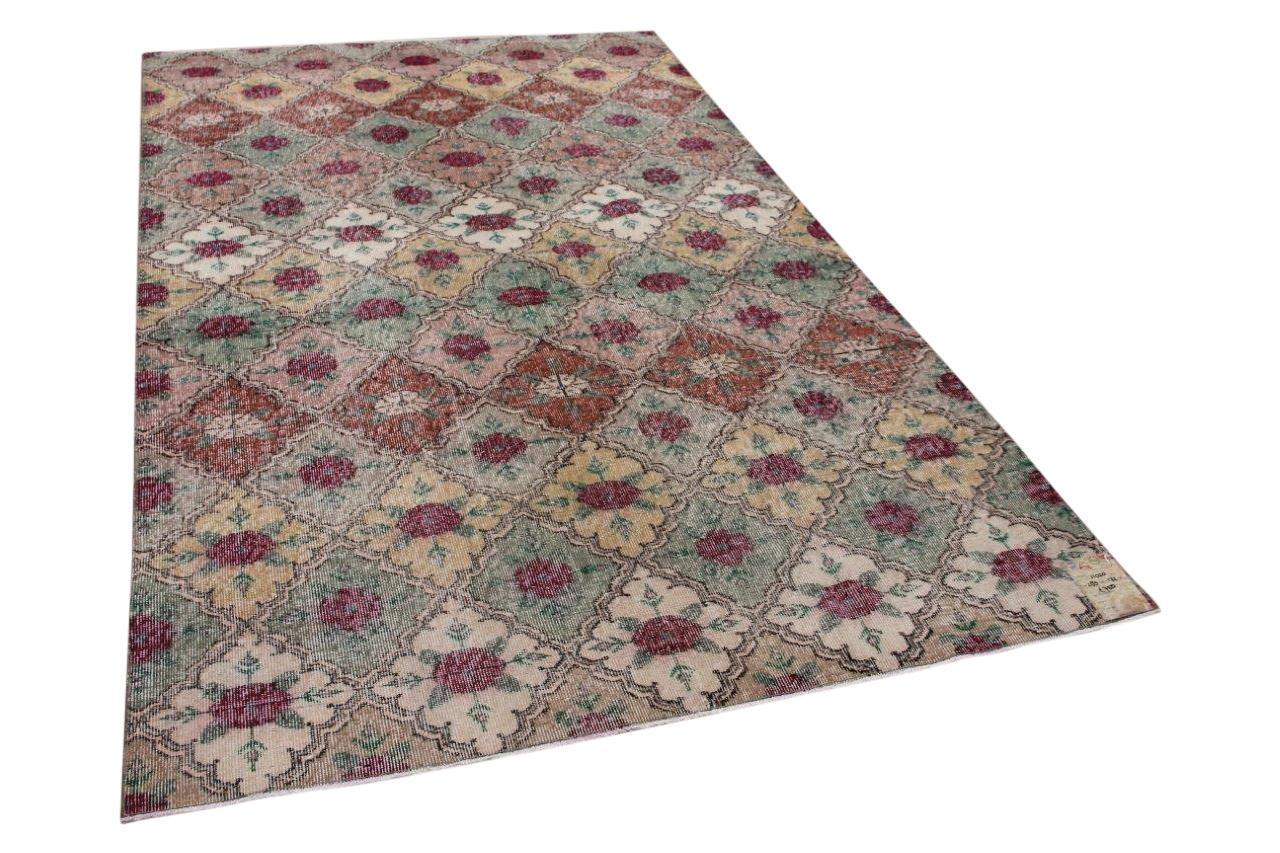 Vintage vloerkleed diverse kleuren 11020 285cm x 172cm