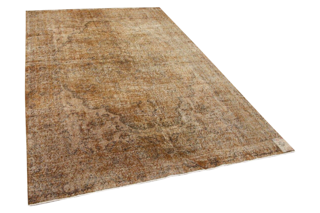 bruin vloerkleed 1102 303cm x 195cm