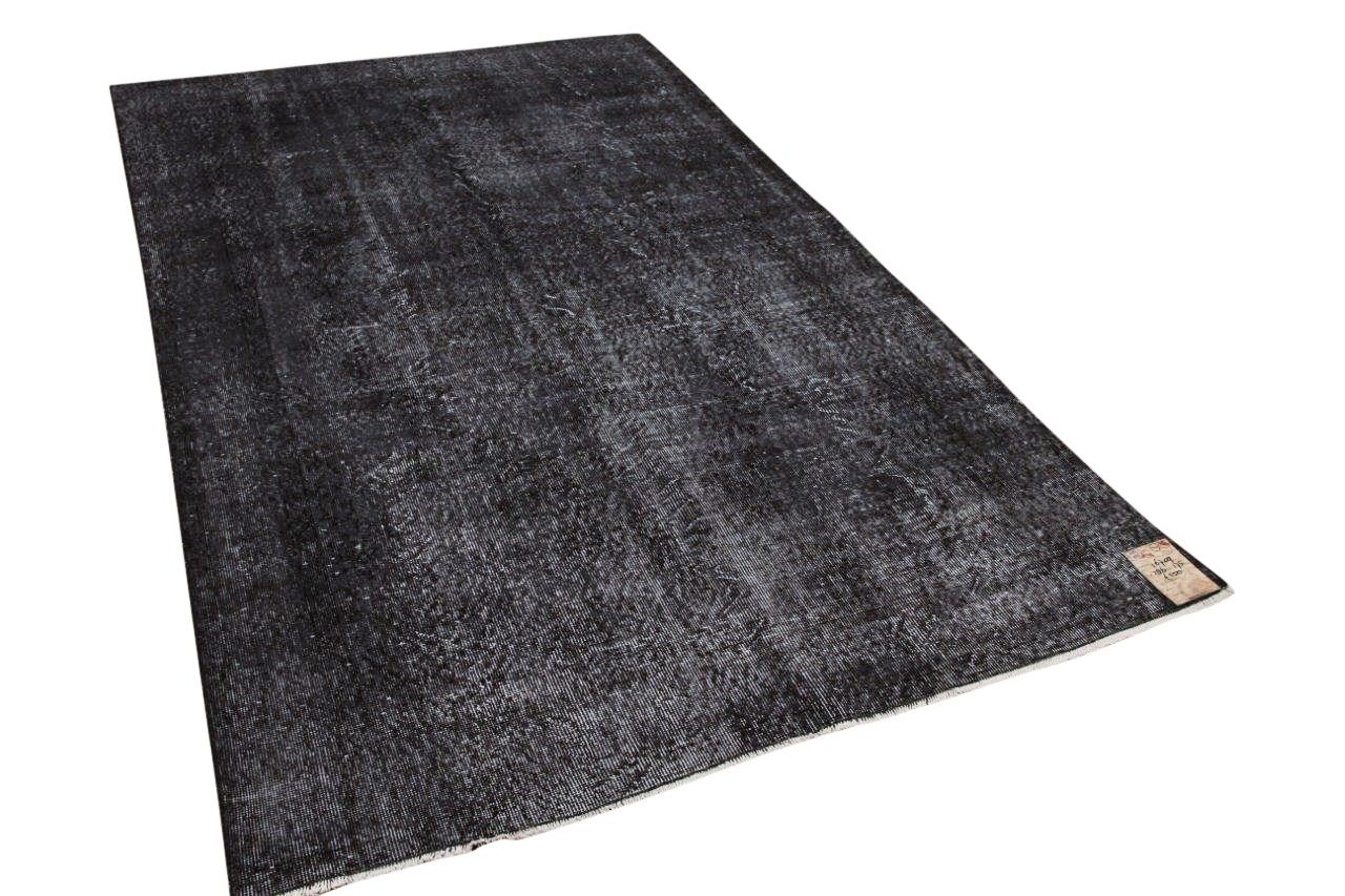 Vintage vloerkleed grijs 16709 286cm x 175cm