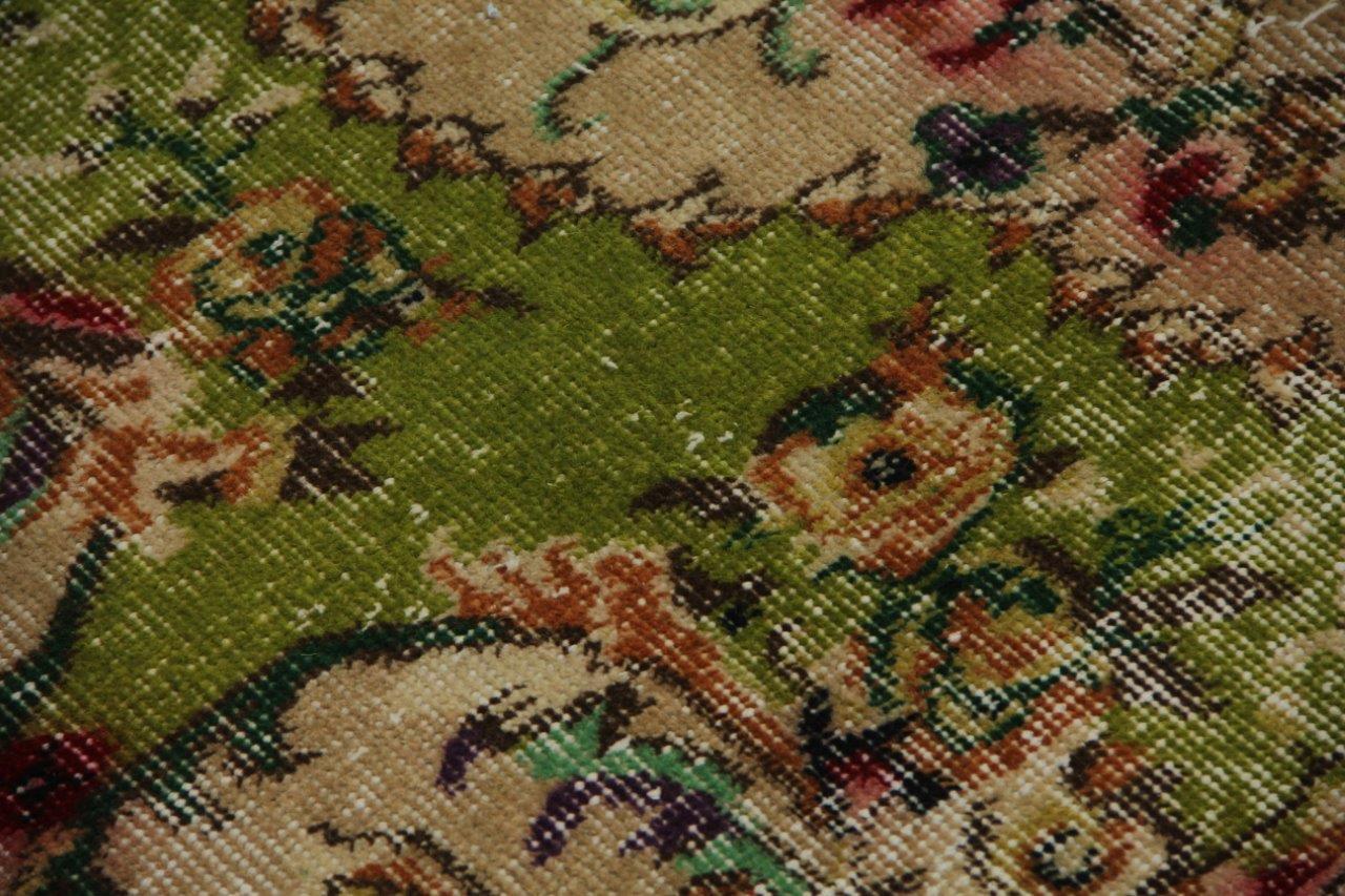 Vintage vloerkleed diverse kleuren 299cm x 213cm