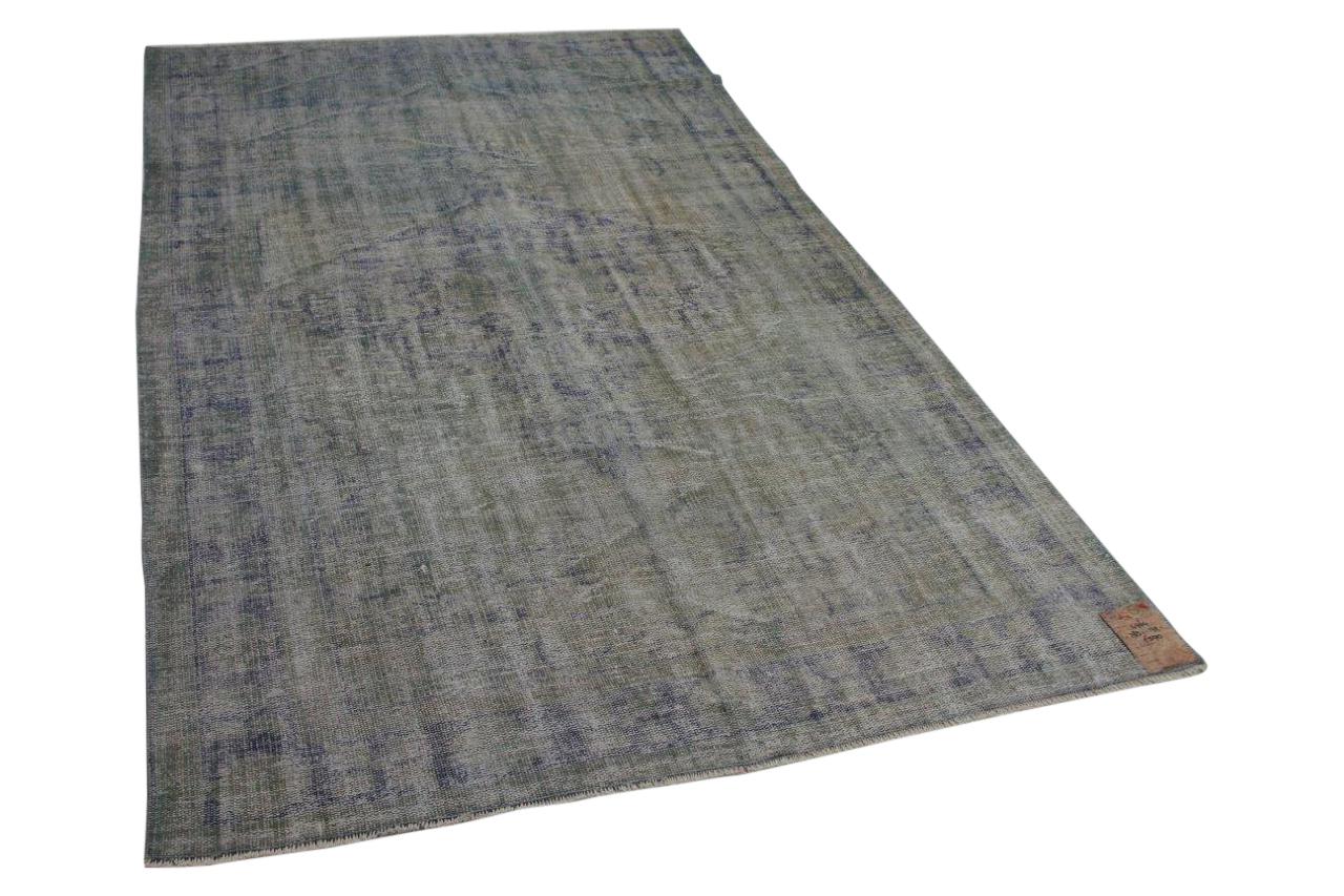grijs vintage vloerkleed
