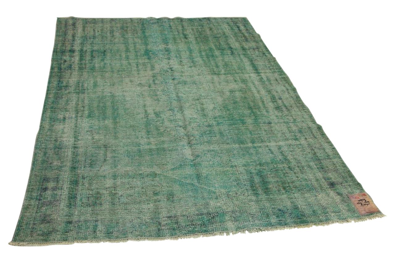Zeegroen vloerkleed 252cm x 169cm nr4959