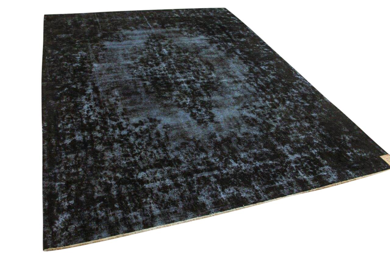 Vintage vloerkleed, zwart, 58570, 401cm x 298cm