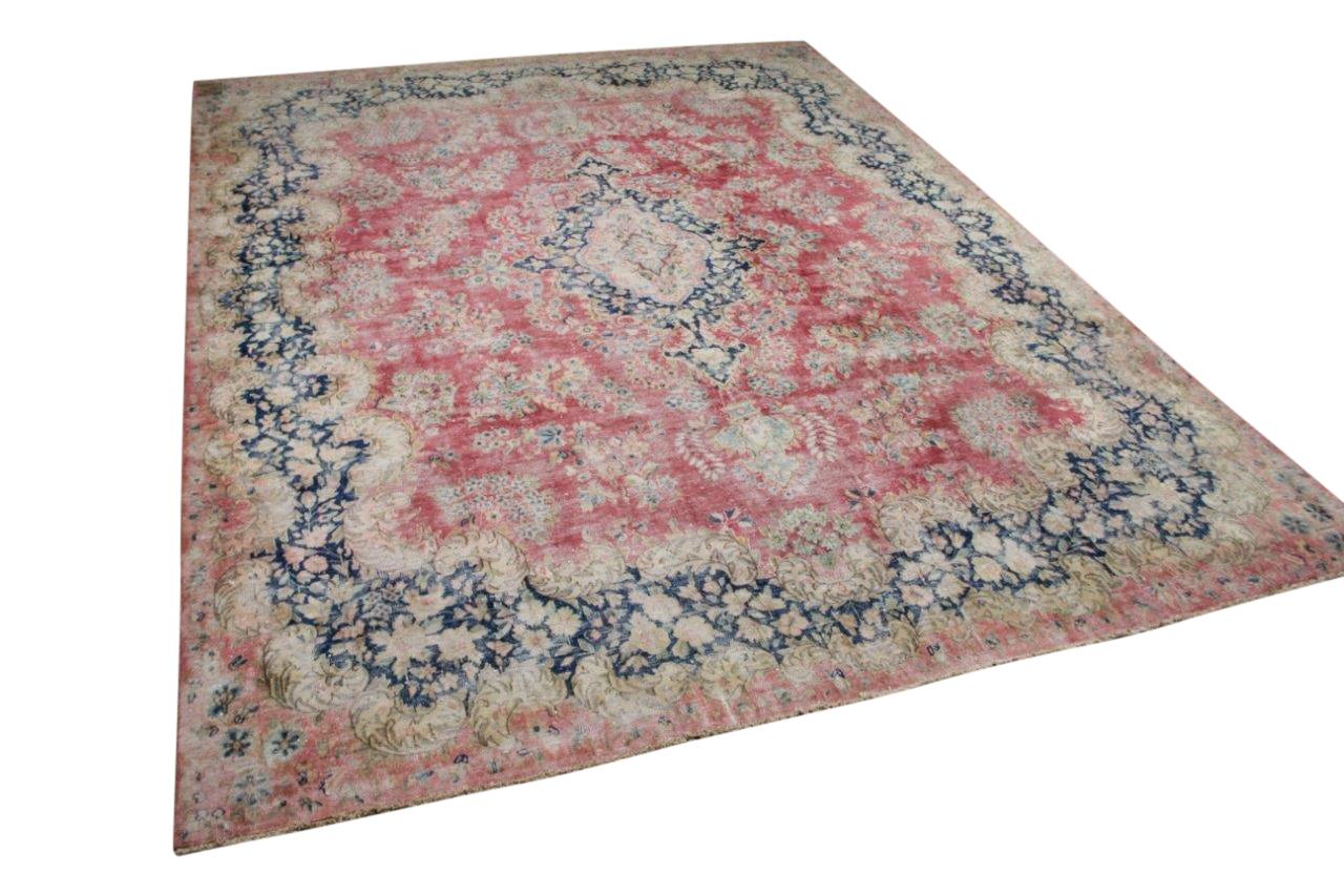 vintage vloerkleed 59362