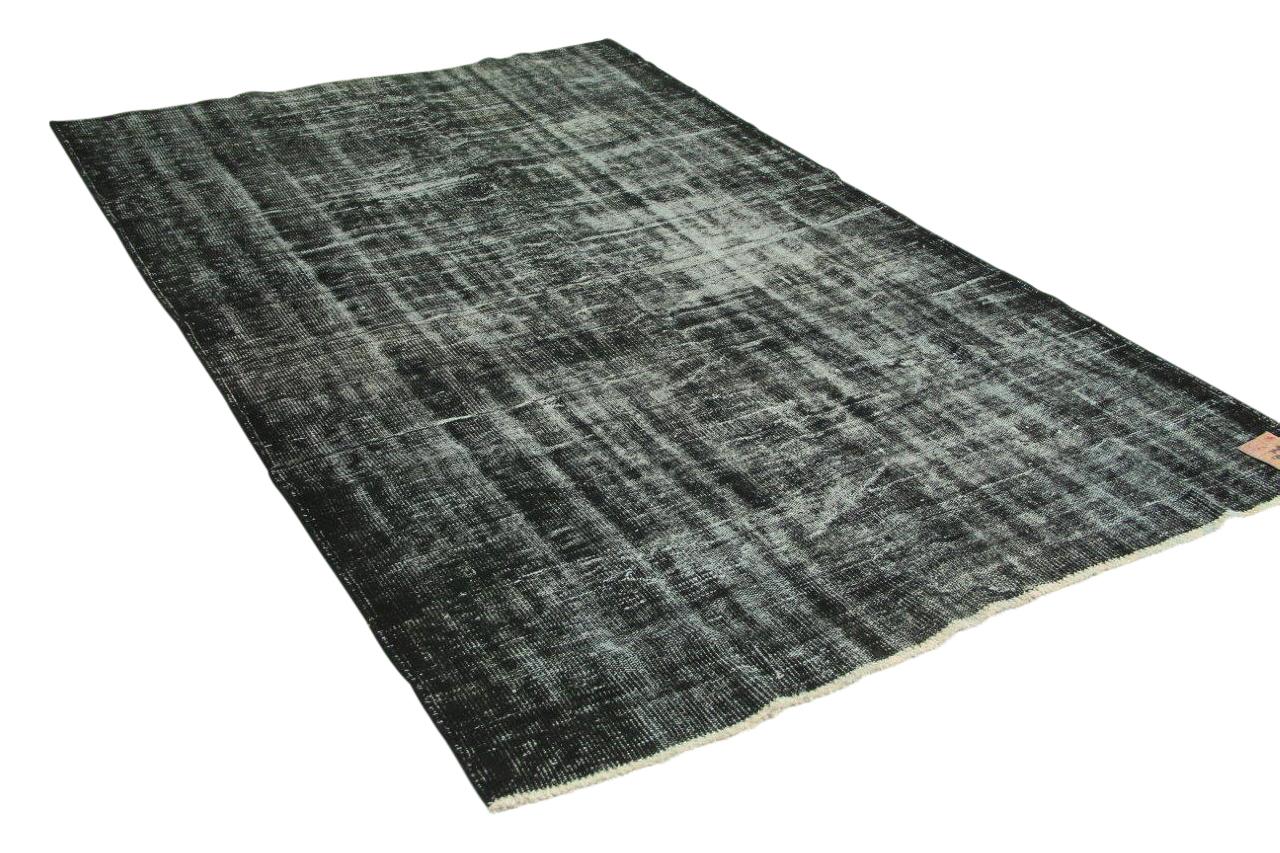 Zwart vloerkleed 270cm x 178cm nr71485
