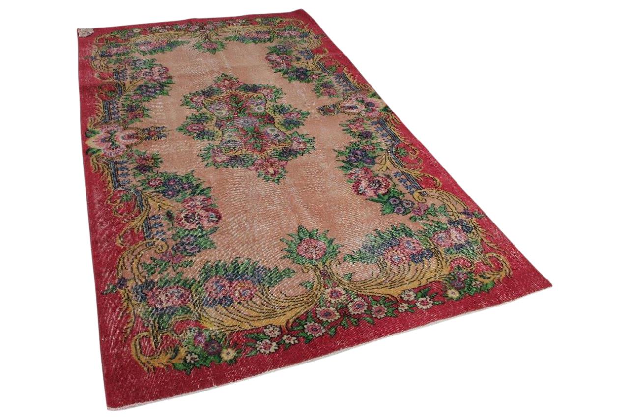 Vintage vloerkleed diverse kleuren