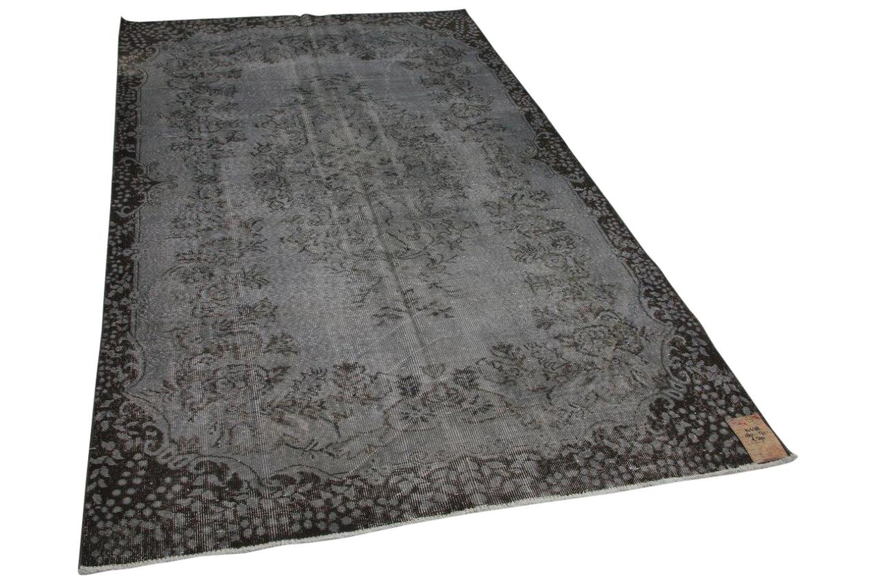 grijs vloerkleed 14478