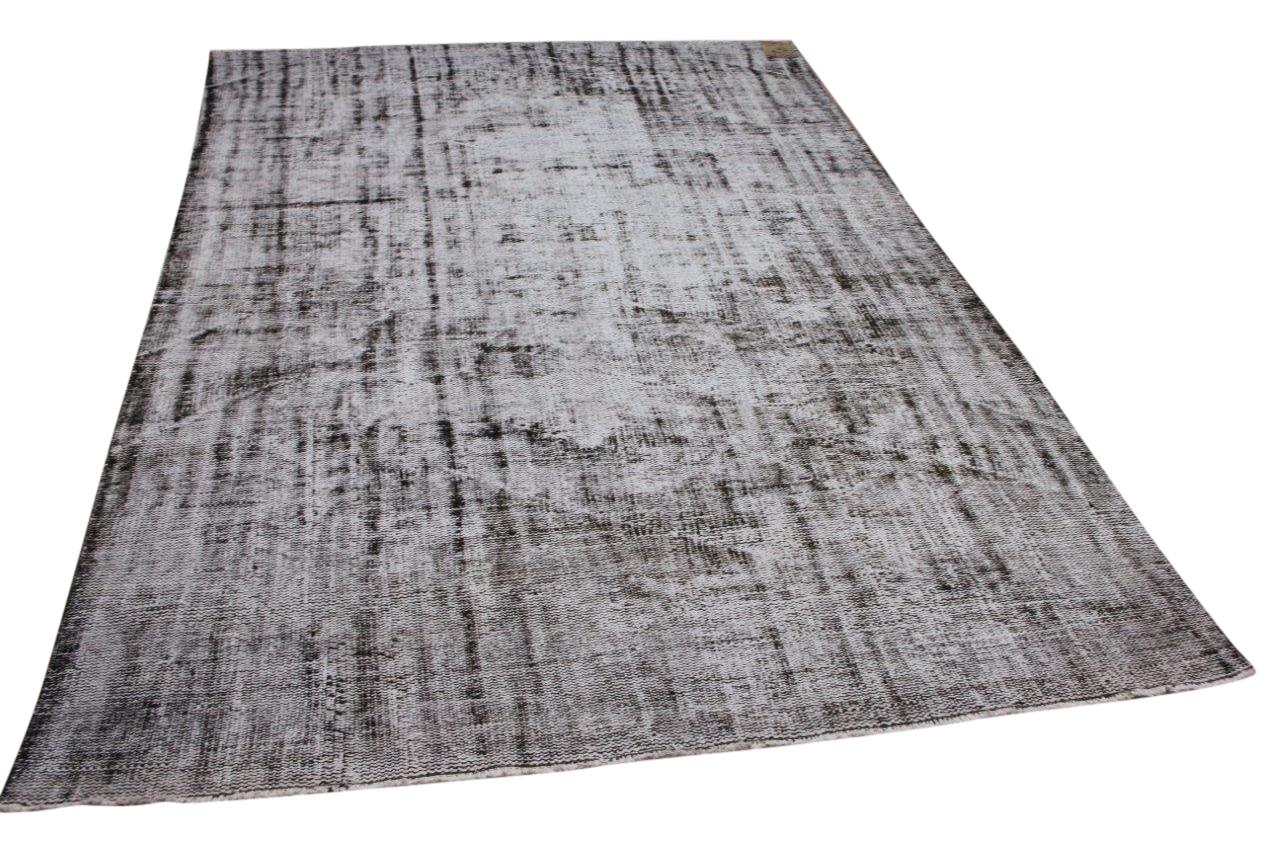 grijs vloerkleed 23859