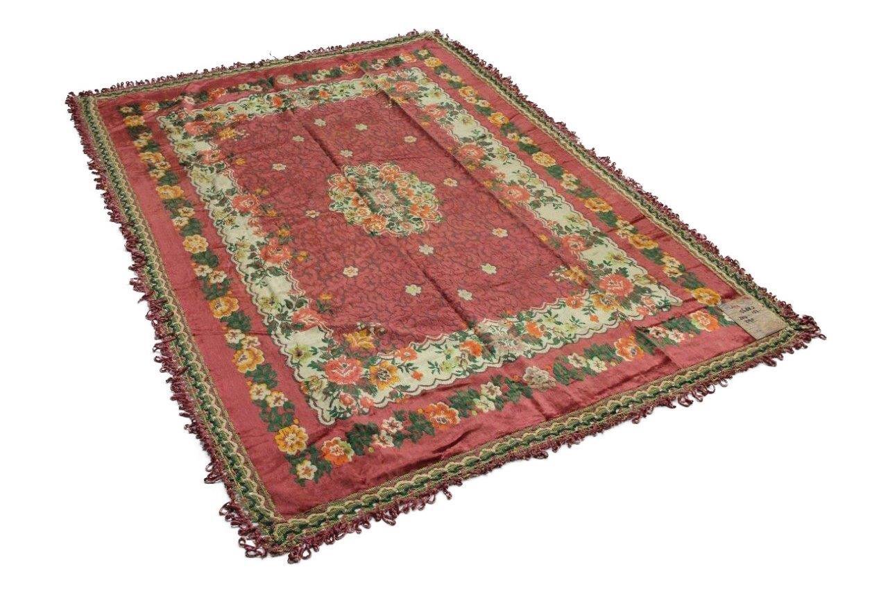 oud zijde vloerkleed uit Turkije 56883 207cm x 152cm