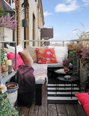Zo maak je van je terras een echte buitenkamer