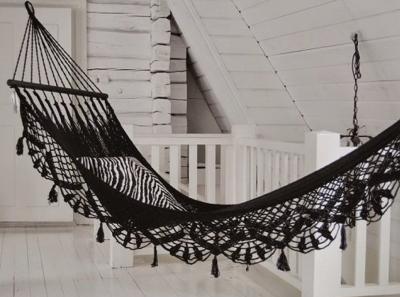 Interieur trend: Hangmat in huis