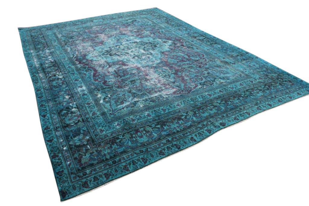 Afbeelding van Horasan tapijt (gekleurd), 390cm x 290cm 100-110 jaar oud