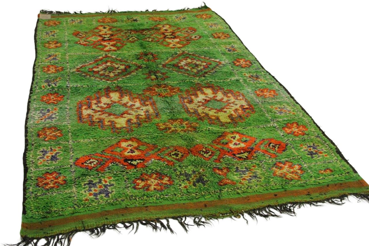 Afbeelding van Beni mguild vloerkleed 295cm x 185cm hoogpolig vloerkleed