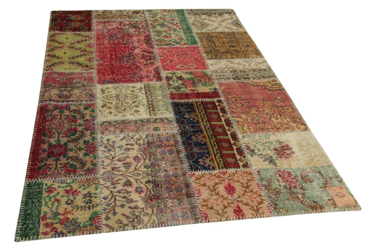 patchwork vloerkleed 238cm x 157cm